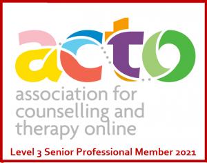ACTO 2020 Level 3 Senior Professional Member